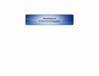 kayhawkins.com screenshot