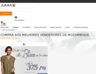 kaymu.co.mz screenshot