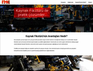 kaynakfiksturu.com screenshot
