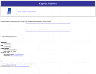 kayoda.net screenshot