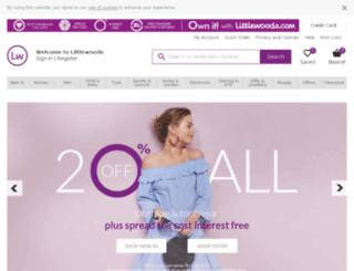 kays.com screenshot