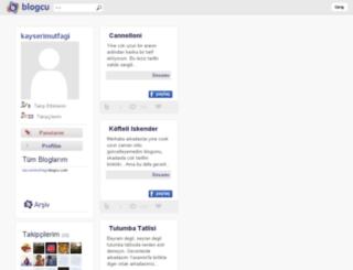 kayserimutfagi.blogcu.com screenshot