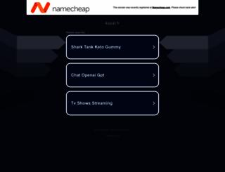 kazal.fr screenshot