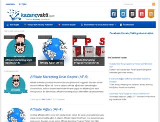 kazancvakti.com screenshot