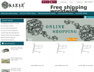 kazazstore.com screenshot