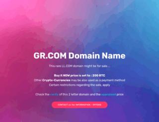 kazino.gr.com screenshot
