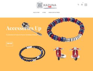 kazuna.com.au screenshot
