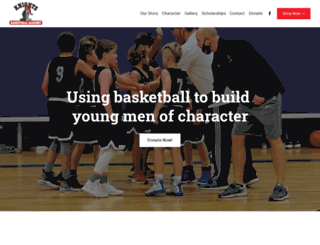 kbabasketball.com screenshot