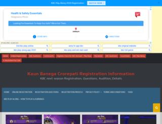 kbcliv.com screenshot