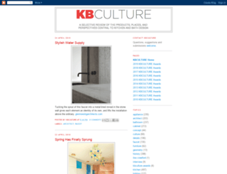 kbculture.com screenshot