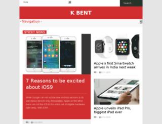 kbent.com screenshot