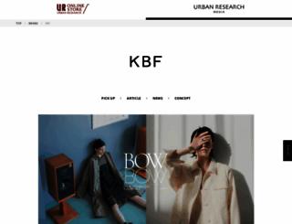 kbf.tv screenshot