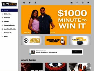 kblx.com screenshot