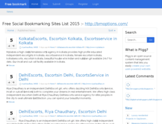 kbookmarking.xyz screenshot