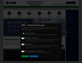 kbs-oem.com screenshot