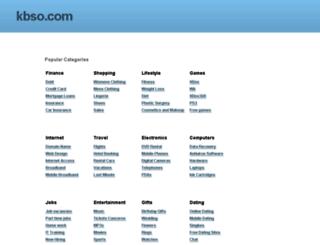 kbso.com screenshot