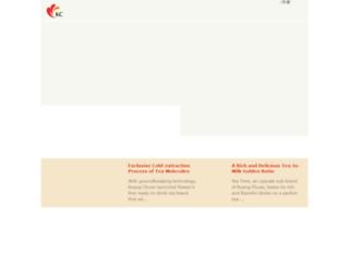 kc-foods.com screenshot