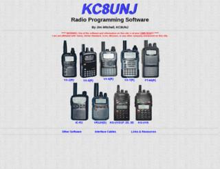 kc8unj.com screenshot