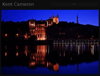 kcameron.smugmug.com screenshot