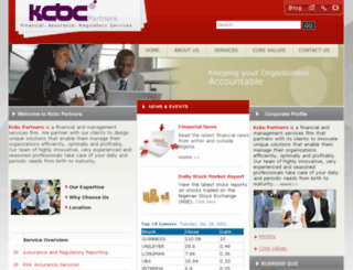 kcbconline.com screenshot