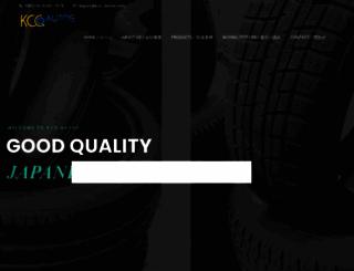 kcc-autos.com screenshot