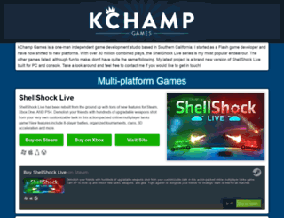 kchampgames.com screenshot