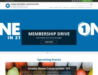 kchba.com screenshot