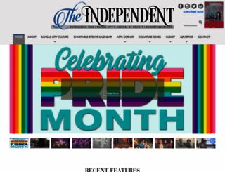 kcindependent.com screenshot