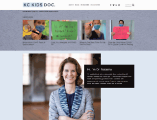 kckidsdoc.com screenshot