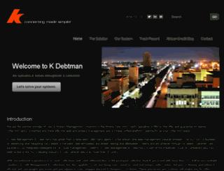 kcollecttemp.weebly.com screenshot