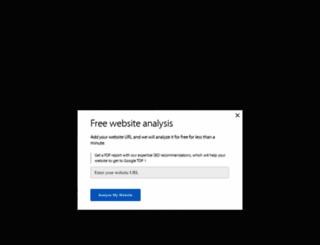 kcontechnosoft.com screenshot