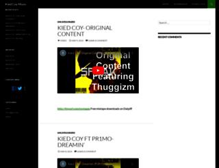 kcoy.freehostia.com screenshot