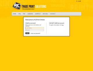 kcponline.ie screenshot