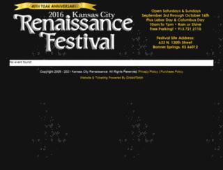 kcrenfest.tunestub.com screenshot
