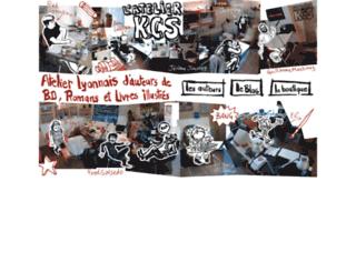 kcs-production.com screenshot