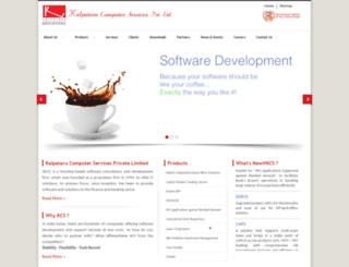kcssoft.net screenshot