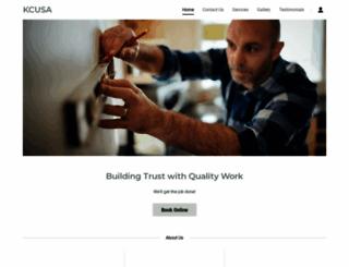 kcusa.com screenshot