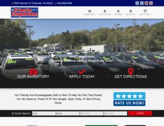 kcusedcaremporium.com screenshot