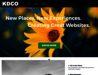 kdco.com screenshot