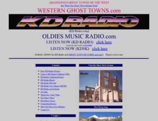 kdnf.com screenshot