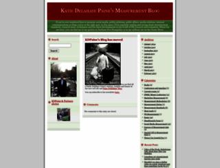 kdpaine.blogs.com screenshot