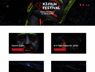 kdrei.at screenshot