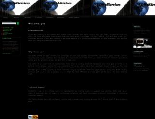 kdwebservices.com screenshot