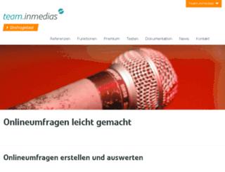 ke-questionnaire.de screenshot