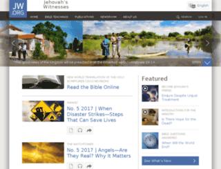 ke.jw2016.org screenshot