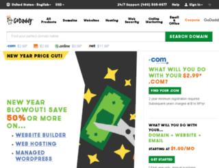 keanu.org screenshot