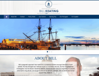 keating.house.gov screenshot