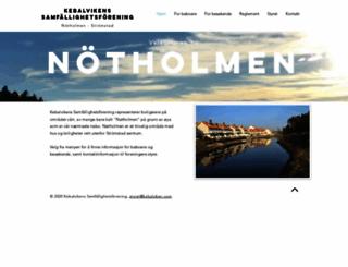 kebalviken.com screenshot