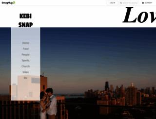 kebi.smugmug.com screenshot