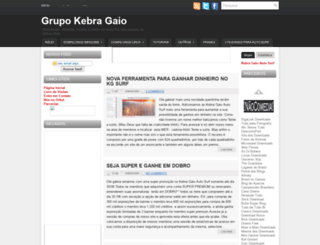 kebragaio.blogspot.com screenshot